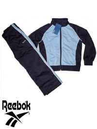 Junior Reebok 'Play' Track Suit (K77395) x3 (Option 1): £11.95